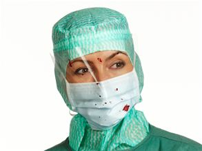 Barrier® Surgical Mask – EXTRA PROTECTION image cover