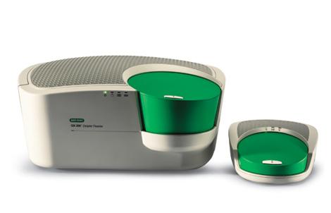 QX200™ Droplet Digital™ PCR (ddPCR™) System image cover