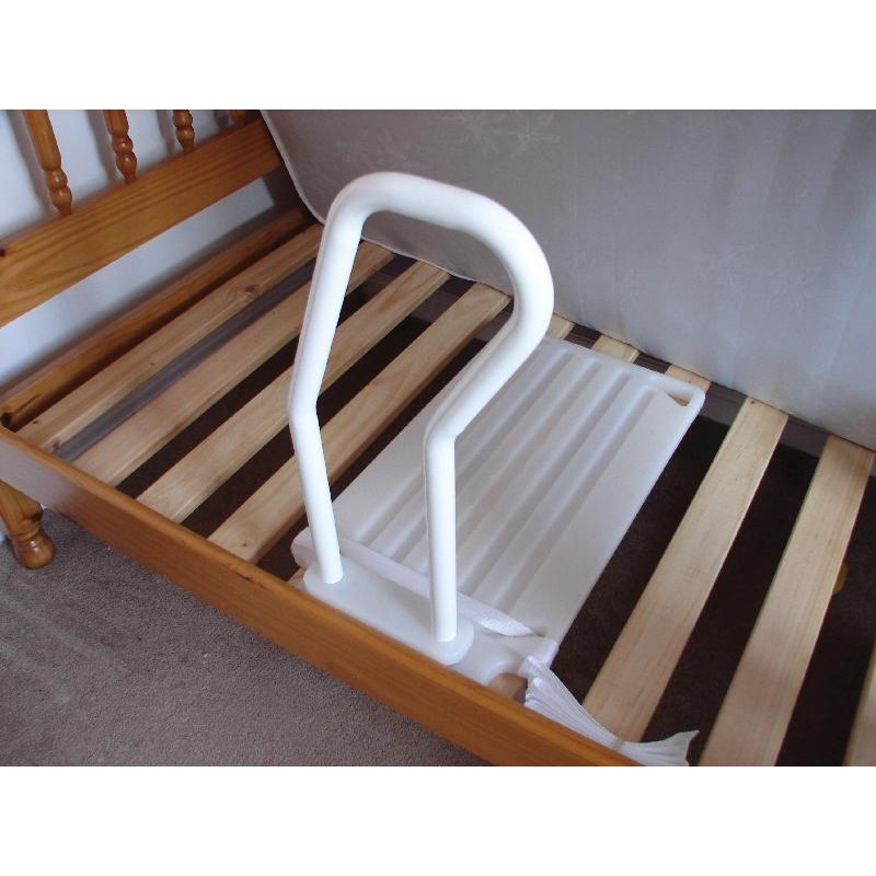 2 in 1 Bed rail for either divan or slatted beds image cover
