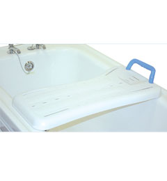 Adjustable Safety Bath Board with Handle image cover