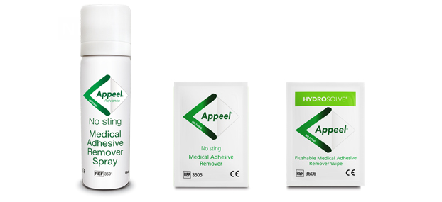 Appeel Medical Adhesive Remover image cover