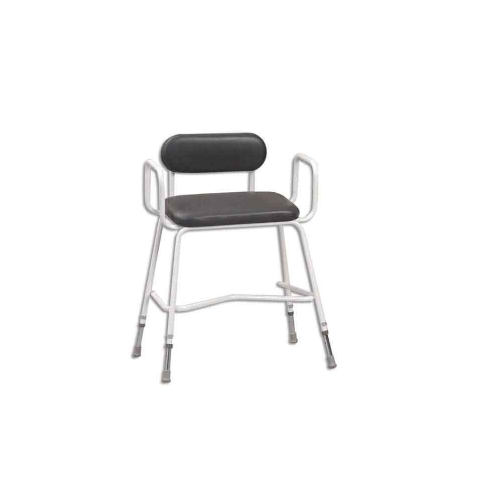 Bariatric Adjustable Height Perch Stool image cover