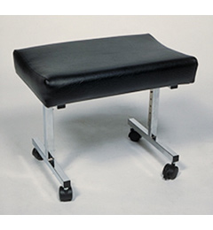 Cardiff Adj. Ht Leg Rest with Castors image cover