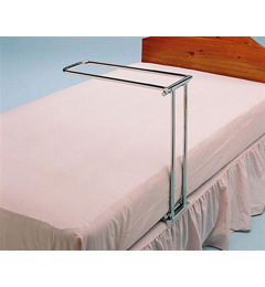 Chrome Folding Bed Cradle image