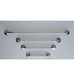 Chrome Plated Steel Grab Rail image