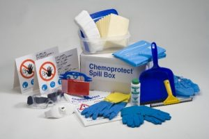 Chemoprotect® Spill Box image cover