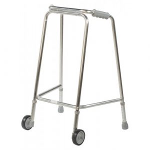 Domestic Style Adustable Height Walking Aid image cover