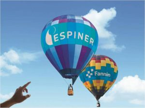 Espiner Balloons