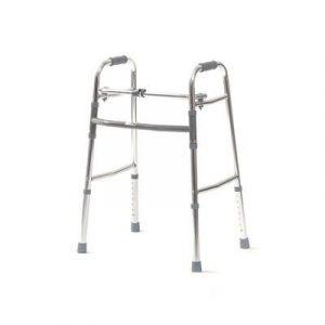 Folding Adjustable Walking Aid image cover