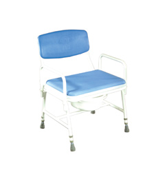 Heavy Duty Commode Chair image cover