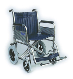 Days Steel Heavy Duty Wheelchair image cover