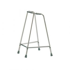 Hospital Style Adjustable Height Walking Aid image cover