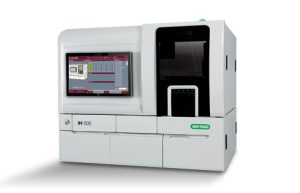 IH500 Blood Transfusion Analyser image cover