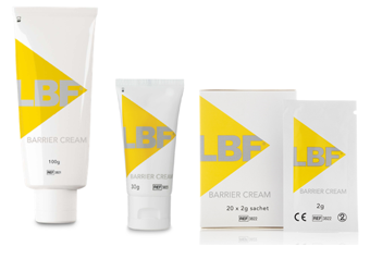 LBF Barrier Cream image cover