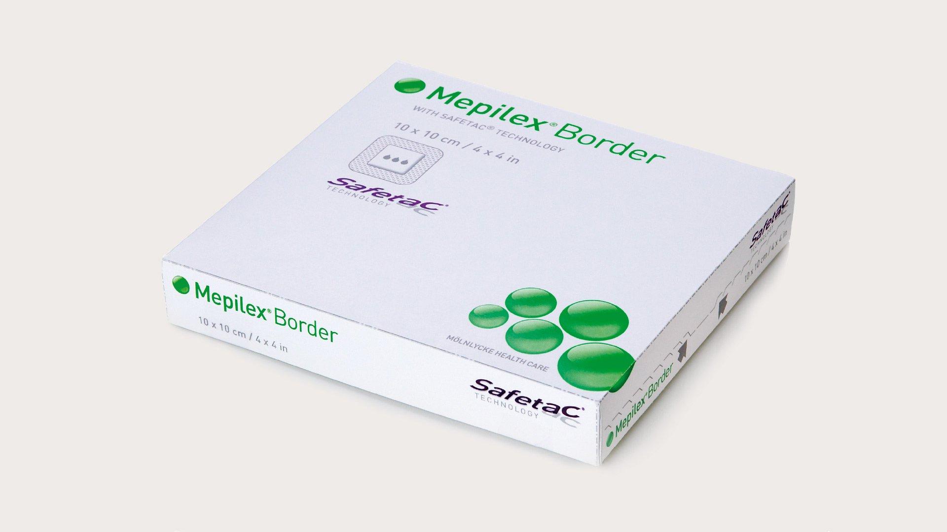 Mepilex Border image