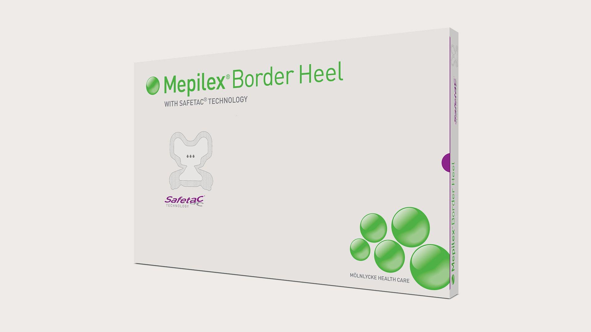 Mepilex® Border Heel image