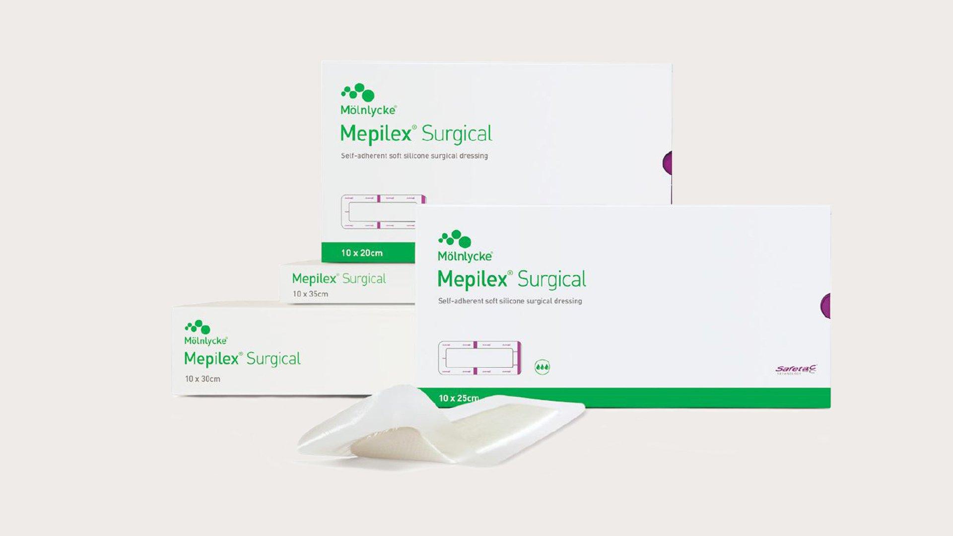 Mepilex Surgical image