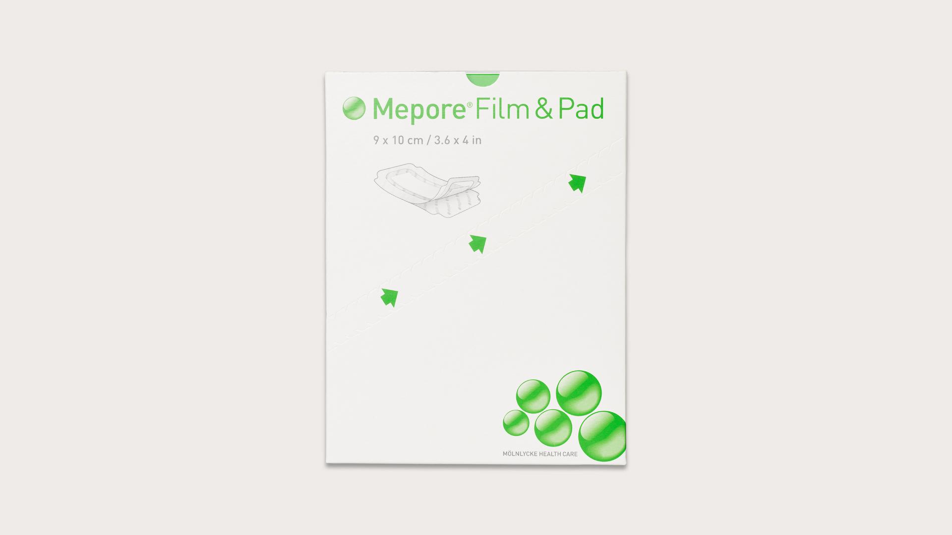 Mepore Film & Pad image