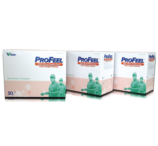 PROFEEL®  DHD Micro Powder Free, Sterile image