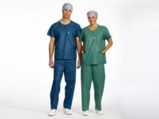 Barrier® Scrub Suits image cover