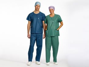 Barrier® Scrub Suits image