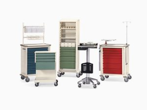 Herman Miller Emergency Carts image cover