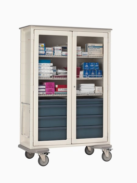 Herman Miller Emergency Carts image