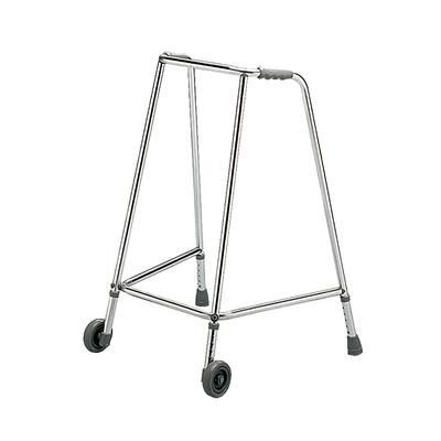 Narrow Wheel Adjustable Height Walking Frame image cover