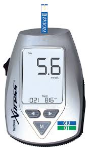 StatStrip® Ketone Monitoring Meter image