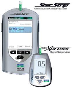 StatStrip® Ketone Monitoring Meter image cover