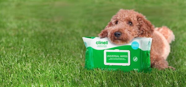 Clinell® Universal Disinfectant Wipes image