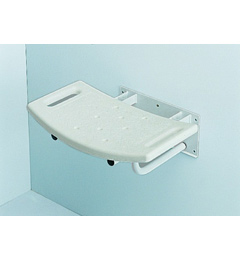 Wall Mounted Lift Up Shower Seat image cover