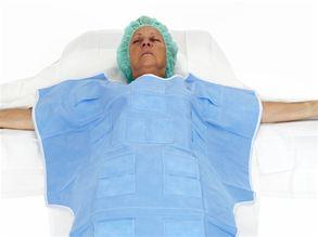 Barrier® EasyWarm® active self-warming blanket image cover