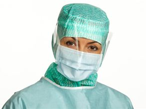 Barrier® Surgical Mask – EXTRA PROTECTION image