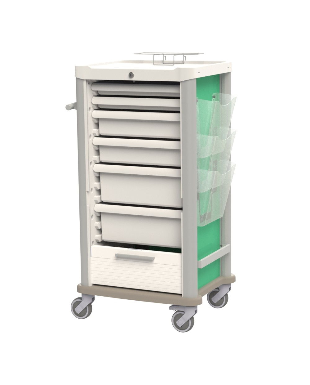 Treatment Cart image