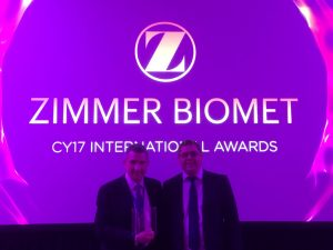Zimmer Biomet Awards