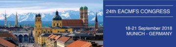 24th Congress of the European Association for Cranio Maxillo Facial Surgery, 18-21 September 2018 image cover