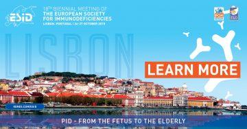 ESID 2018 Lisbon image cover