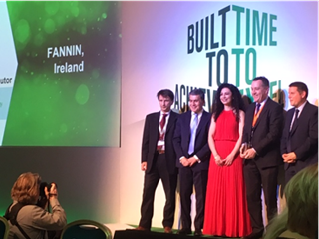 "Fannin Engineering wins Bio-Rad's ""Best Performing Distributor 2018 – Technical Service  Immunohematology"" image cover"
