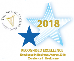 Excellence in Healthcare Award 2018 image cover