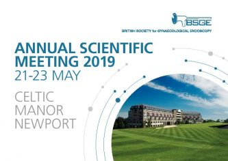 BSGE Annual Scientific Meeting 21-23rd May image cover