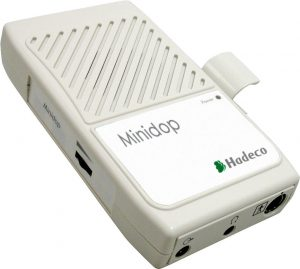 ES-100VX Minidop image cover