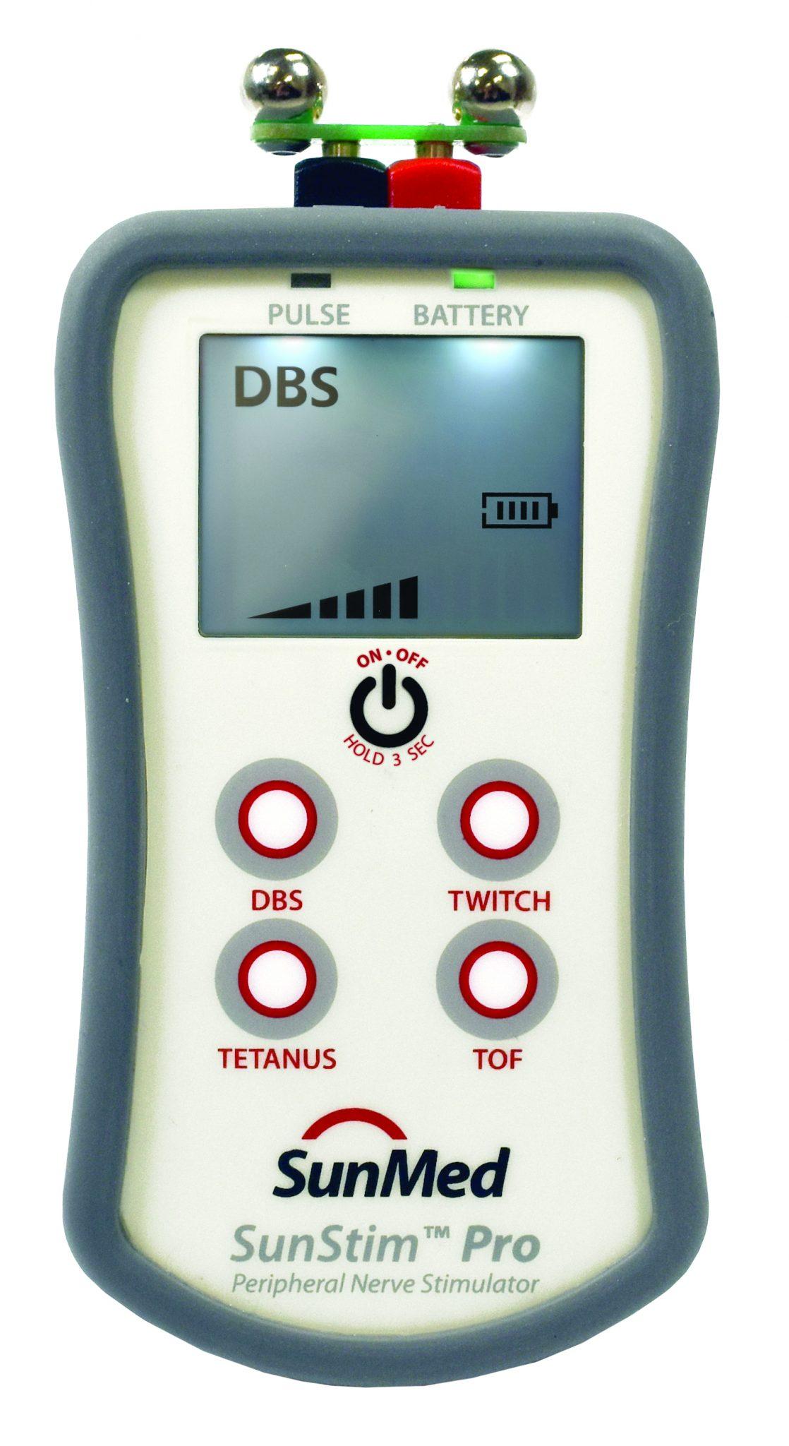SunStim Pro Peripheral Nerve Stimulator image