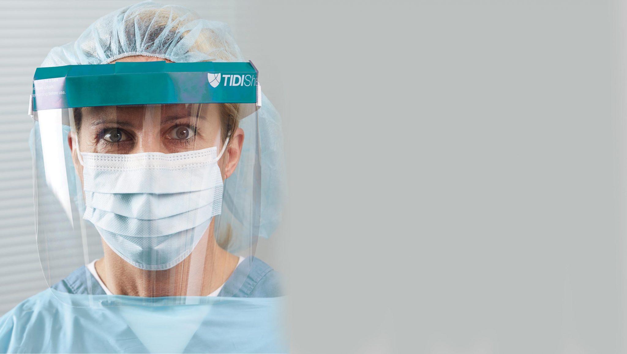 TIDI Protective Eyewear image cover