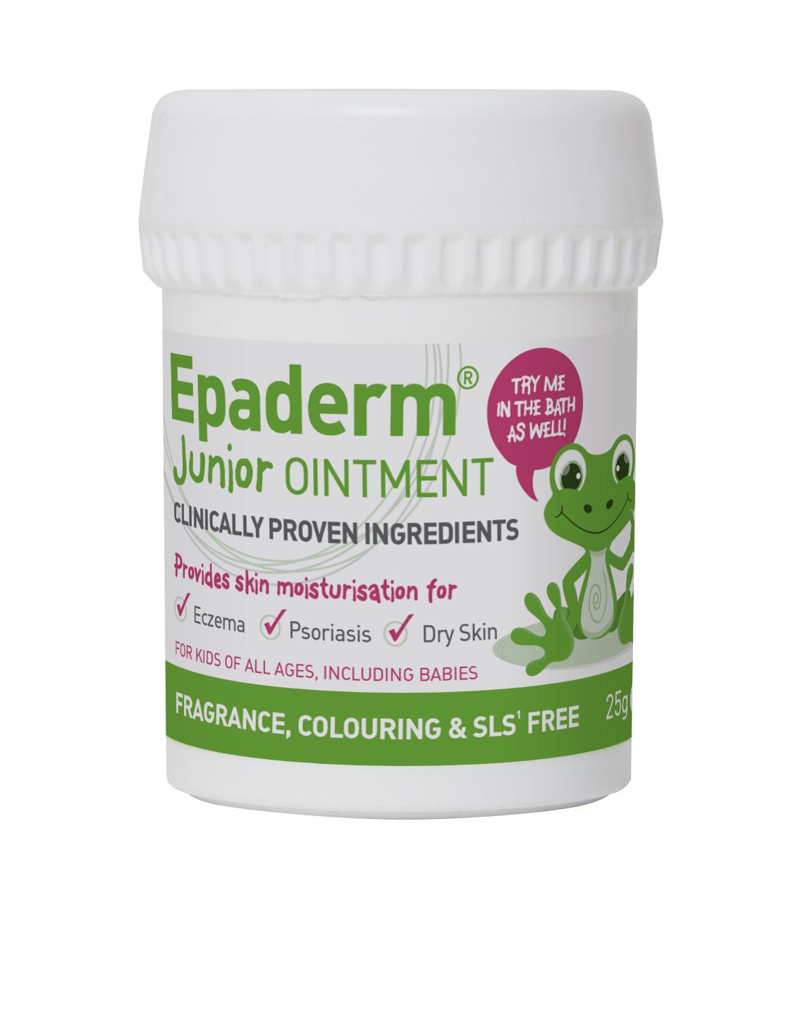 Epaderm Junior Emollient image
