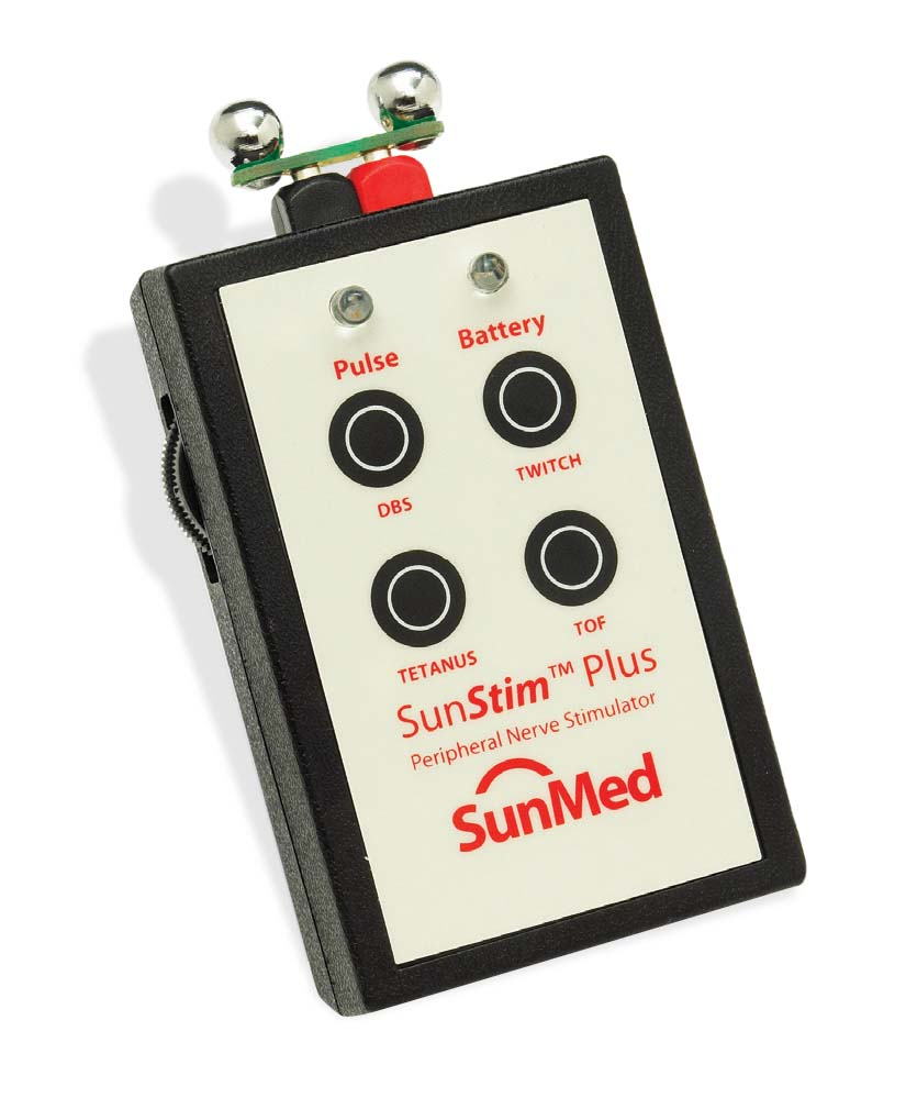 SunStim Plus Peripheral Nerve Stimulator image cover