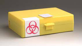 SKINTACT® Sharps Boxes and Needle Counters image cover
