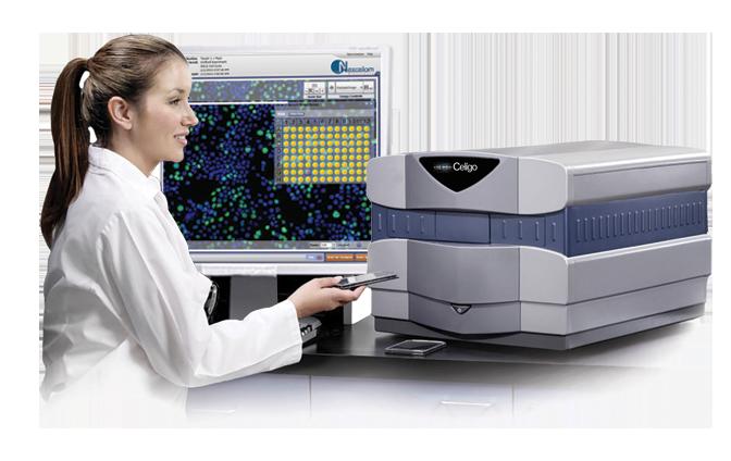 Celigo Imaging Cytometer image cover