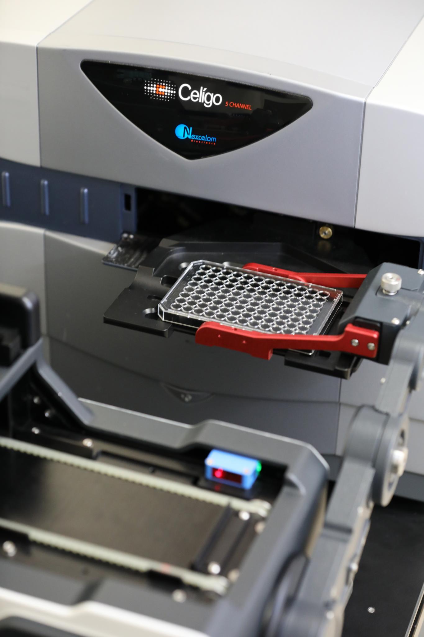 Celigo Imaging Cytometer image