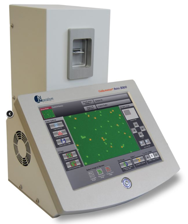 Cellometer Auto 2000 Cell Viability Counter image cover